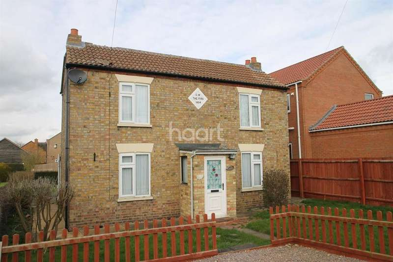 3 Bedrooms Detached House for sale in Murrow, Wisbech