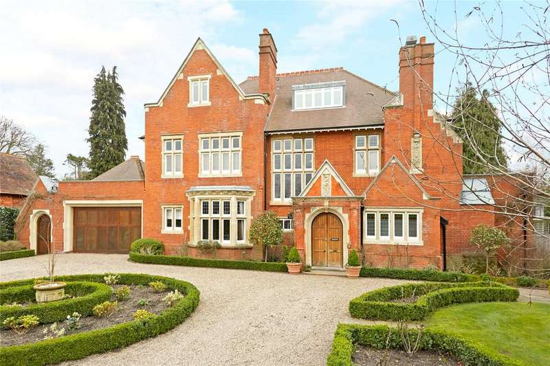 6 Bedrooms Detached House for sale in New Road, Esher, Surrey, KT10