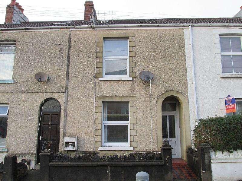 4 Bedrooms Terraced House for sale in Waterloo Place, Brynmill, Swansea, City County of Swansea.