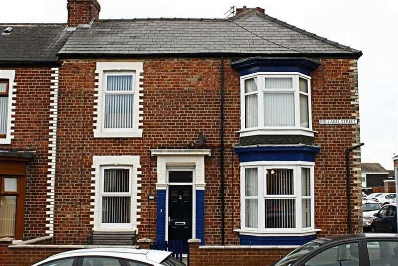 2 Bedrooms Flat for sale in Pollard Street, South Shields, Tyne And Wear