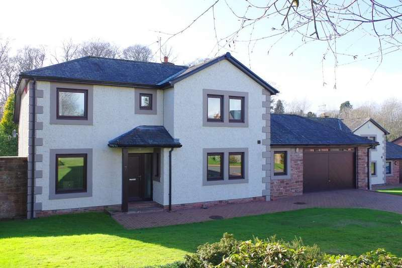 4 Bedrooms Detached House for sale in Wellgate, Scotby