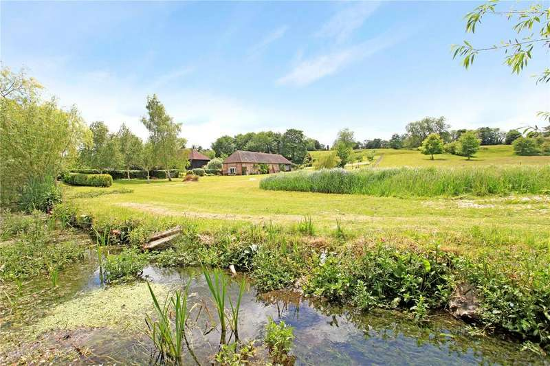 4 Bedrooms Detached House for sale in Sarsons Barns, Amport, Hampshire, SP11