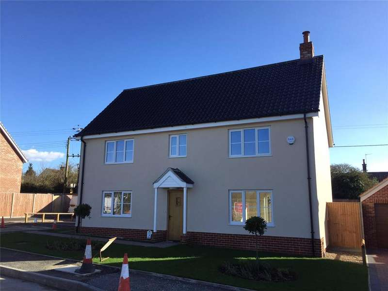 5 Bedrooms Detached House for sale in Plot 6 Amberley Close, Dunwich Road, Blythburgh, Halesworth, IP19