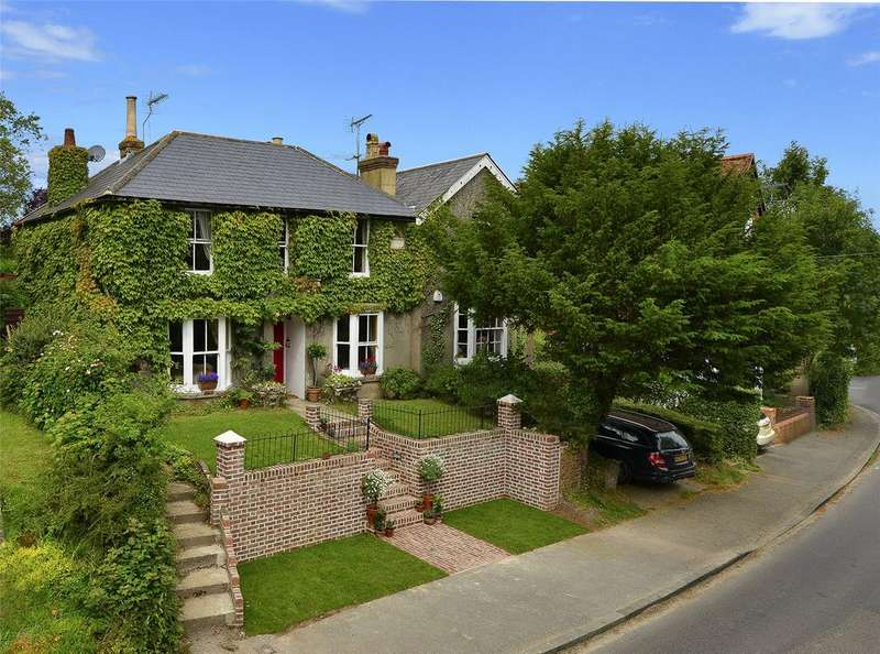 4 Bedrooms Semi Detached House for sale in High Street, Elham, Canterbury, Kent, CT4