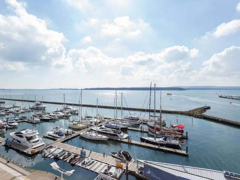3 Bedrooms Penthouse Flat for sale in Dolphin Quays Penthouse, Poole, Dorset