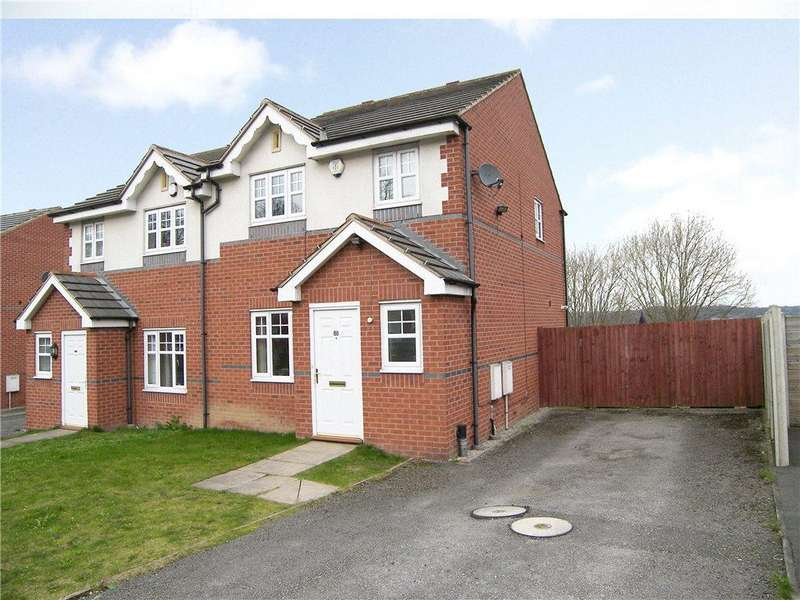 3 Bedrooms Semi Detached House for sale in Wyther Park Hill, Armley, Leeds