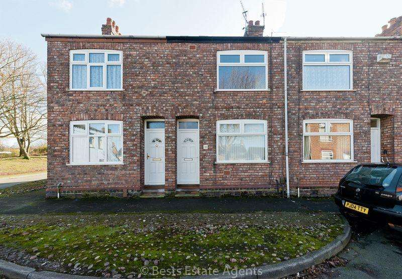 3 Bedrooms Terraced House for sale in Stanley Street, Runcorn