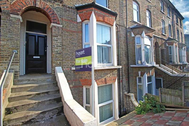 3 Bedrooms Flat for sale in Atherton Road, Forest Gate, London, E7