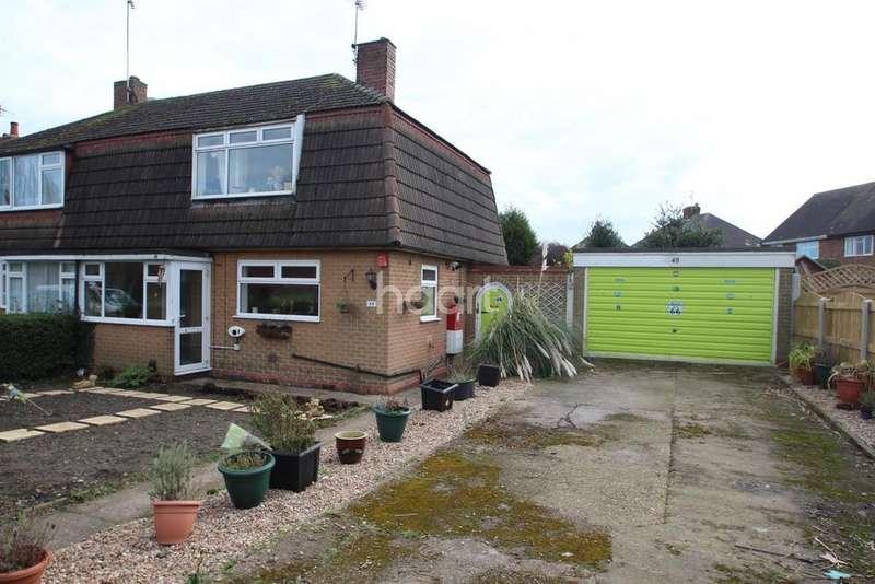 3 Bedrooms Semi Detached House for sale in Park Road, Calverton, Nottingham