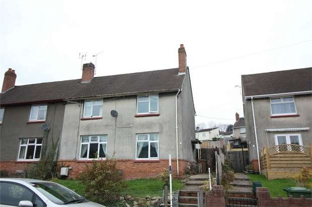 3 Bedrooms Semi Detached House for sale in Channel View, Risca, NEWPORT, Caerphilly