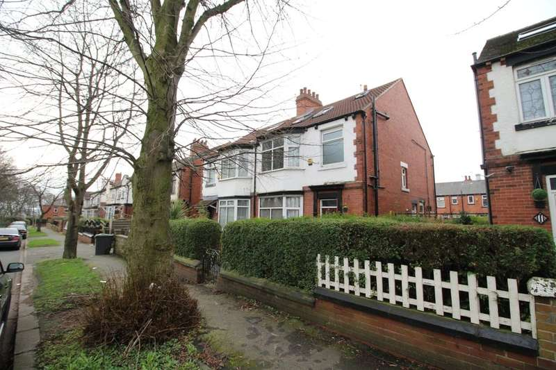 3 Bedrooms Semi Detached House for sale in Preston Parade, Leeds, LS11