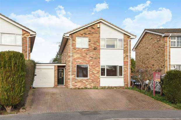 3 Bedrooms Link Detached House for sale in Mornington Avenue, FINCHAMPSTEAD, Berkshire