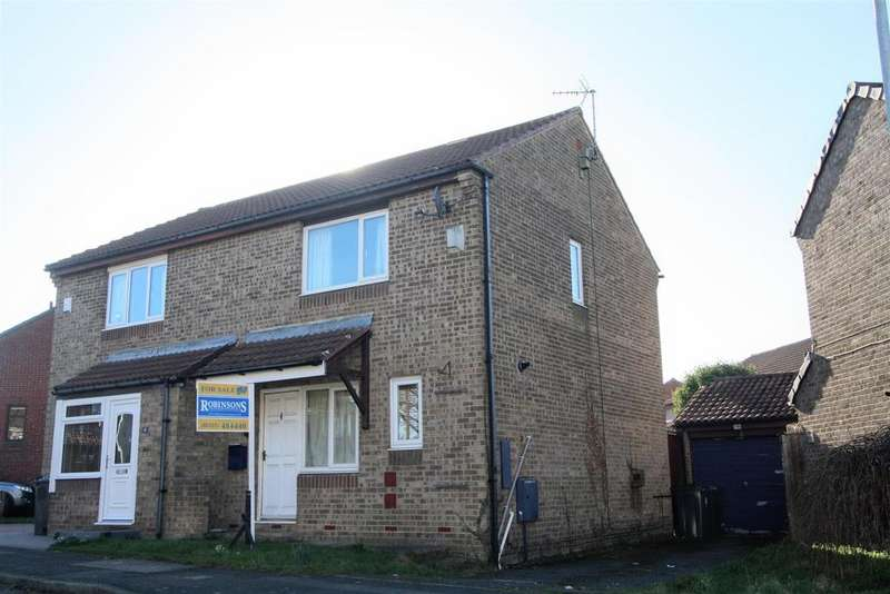 2 Bedrooms Semi Detached House for sale in Caledonian Way, Darlington