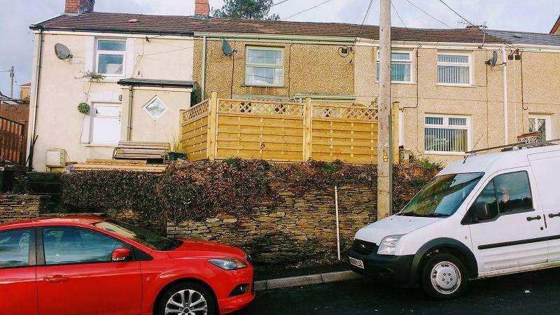2 Bedrooms Terraced House for sale in Alltwen Hill, Alltwen, Pontardawe, Swansea.