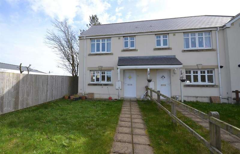 3 Bedrooms End Of Terrace House for sale in Johnston