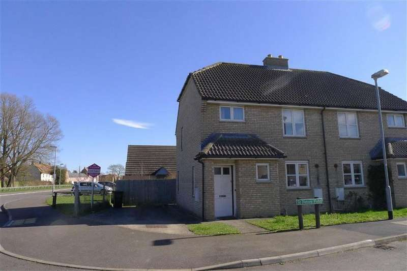 3 Bedrooms Semi Detached House for sale in St Peters Field, Bottisham, Cambridge