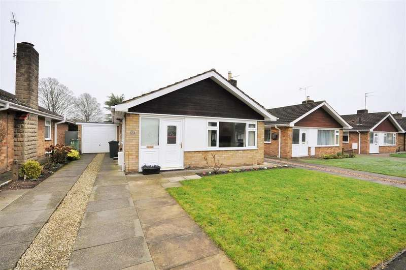 3 Bedrooms Detached Bungalow for sale in Nether Way, Nether Poppleton, York