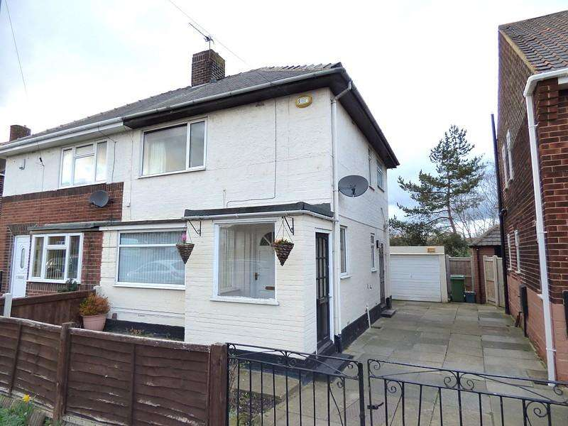2 Bedrooms Semi Detached House for sale in Lilac Road, Stockton On Tees, TS19