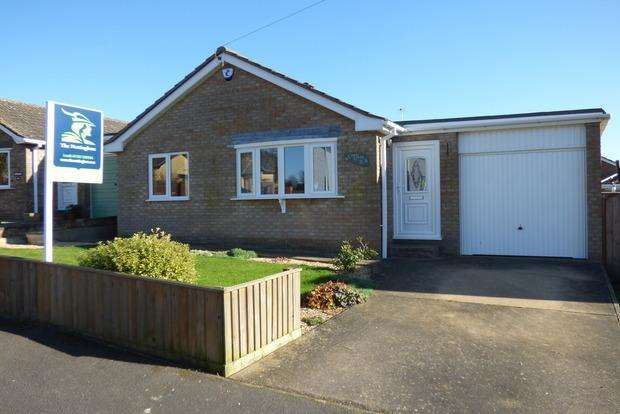 3 Bedrooms Detached Bungalow for sale in Tudor Drive, Louth, LN11