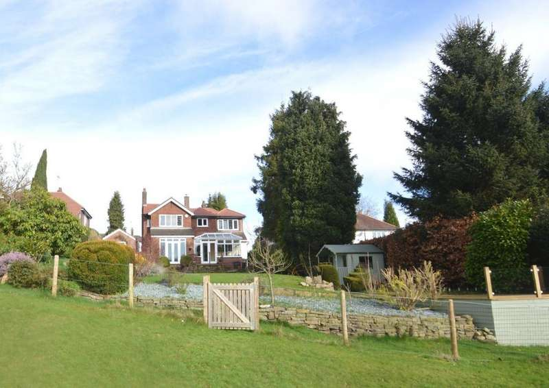 5 Bedrooms Detached House for sale in Woodvale Road, Knutsford