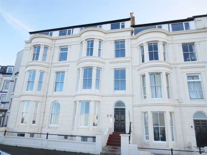 2 Bedrooms Apartment Flat for sale in Blenheim Terrace, Scarborough