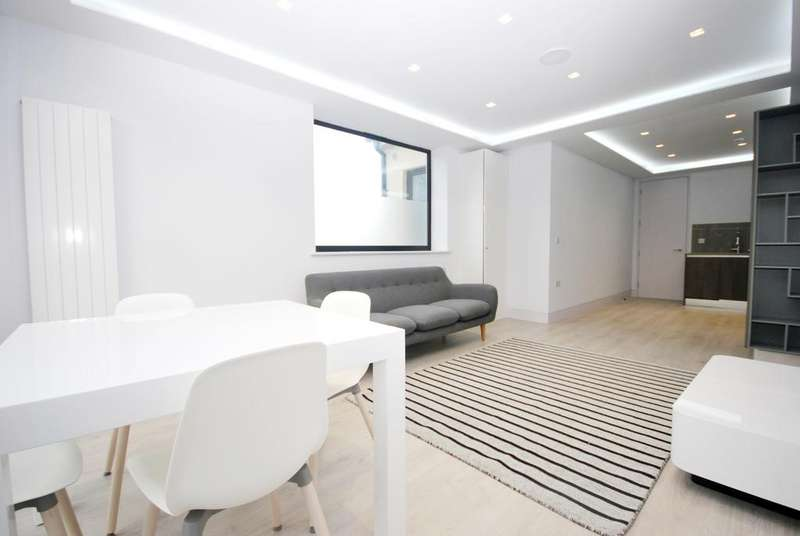 2 Bedrooms Flat for sale in Lordship Lane East Dulwich SE22