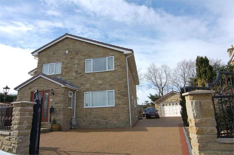 4 Bedrooms Detached House for sale in Whinmoor Close, Silkstone, BARNSLEY, South Yorkshire