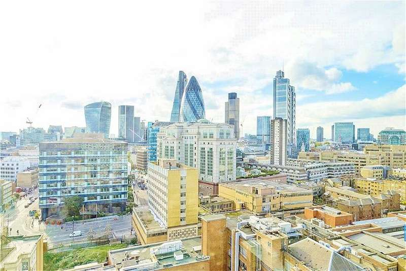 1 Bedroom Apartment Flat for sale in Crawford Building, The City, London