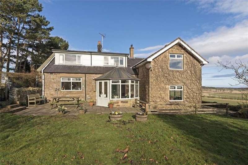 4 Bedrooms Detached House for sale in South Charlton, Alnwick, Northumberland