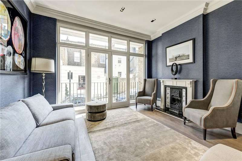 2 Bedrooms Flat for sale in Draycott Place, Chelsea, London, SW3