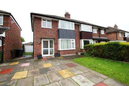 3 Bedrooms Semi Detached House for sale in Albany Road, Bramhall, Stockport, Greater Manchester