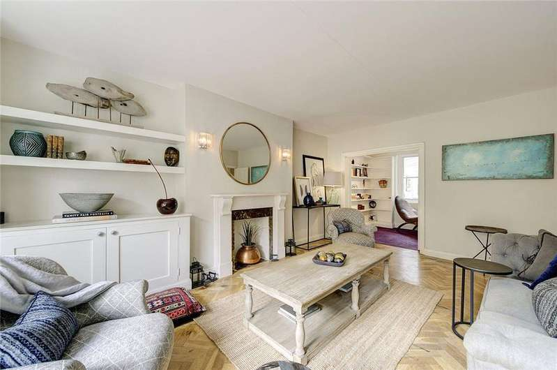 4 Bedrooms Flat for sale in Oxford Gardens, Notting Hill, London, W10