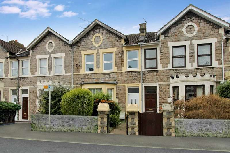 2 Bedrooms Flat for sale in Jubilee Road, Weston-super-Mare