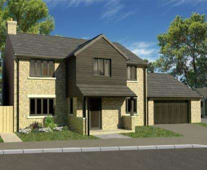 4 Bedrooms Detached House for sale in Ash Close, Wells, Somerset