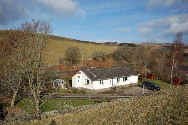 3 Bedrooms Detached Bungalow for sale in Ladhope View, Yarrow, Selkirk, Scottish Borders, TD7