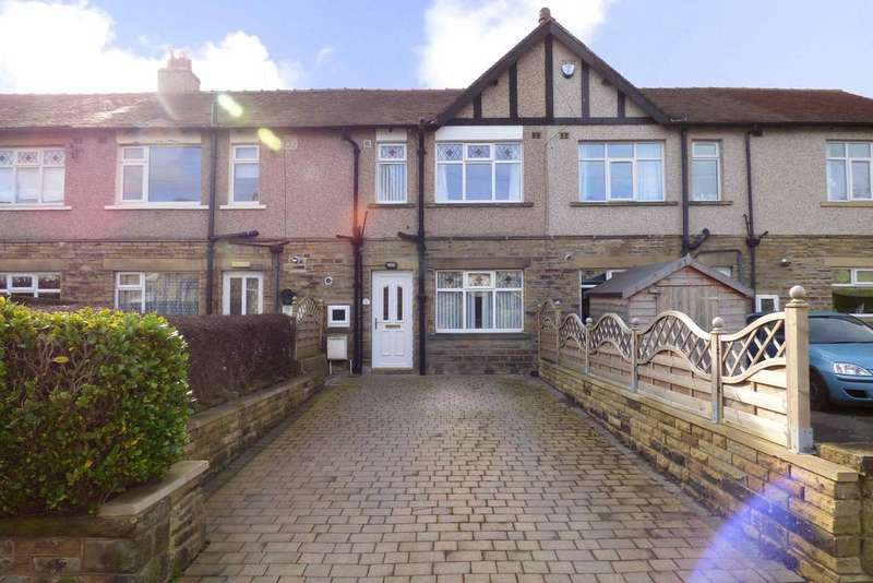3 Bedrooms Terraced House for sale in West Avenue, Lightcliffe HX3
