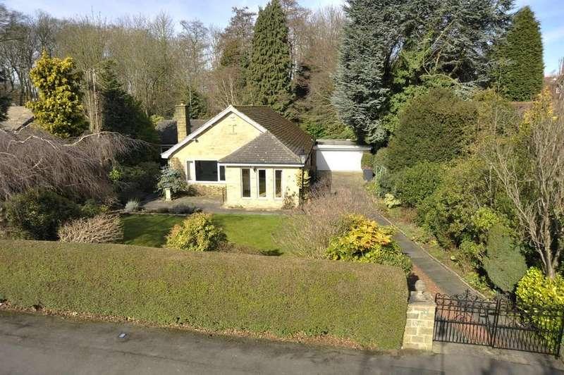 3 Bedrooms Detached Bungalow for sale in Belgrave Crescent, Harrogate