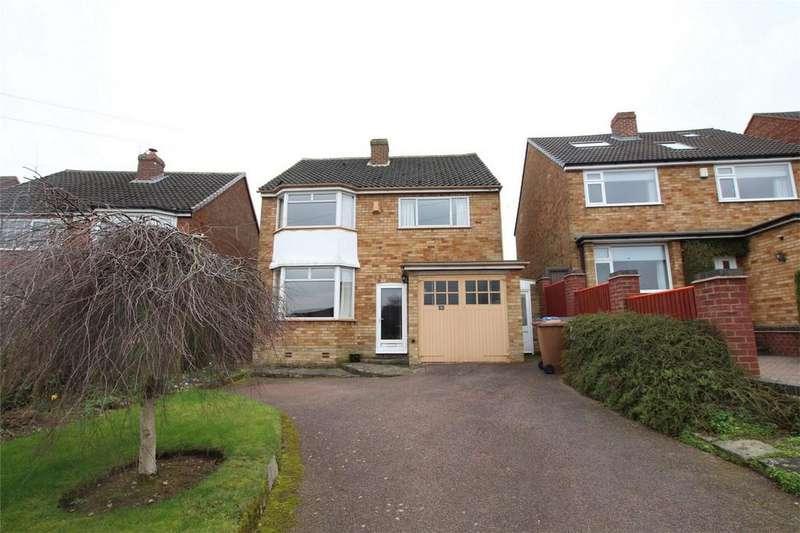4 Bedrooms Detached House for sale in Eastridge Croft, Shenstone, Lichfield, Staffordshire