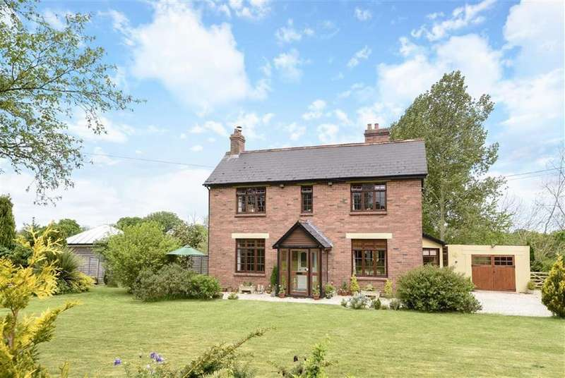 4 Bedrooms Detached House for sale in Holly Ball Lane, Whimple, Exeter, Devon, EX5
