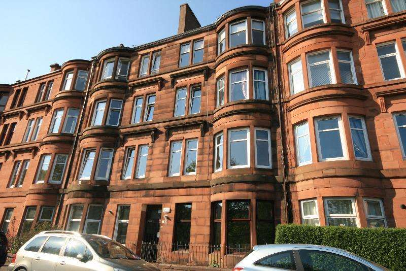 2 Bedrooms Flat for rent in Hotspur Street, North Kelvinside, Glasgow, G20 8NN