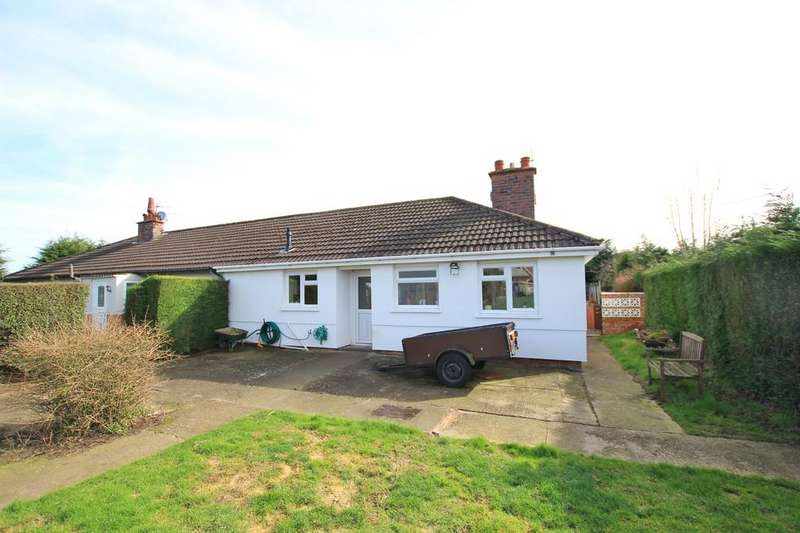 3 Bedrooms Semi Detached Bungalow for sale in Bungalow, SINTON GREEN