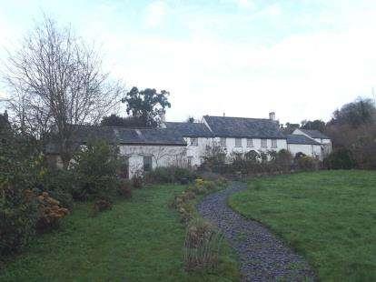 5 Bedrooms Detached House for sale in Yelverton, Devon, Hallowell Farm