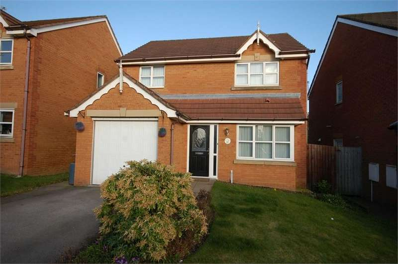 3 Bedrooms Detached House for sale in Whelan Gardens, Lea Green, ST HELENS, Merseyside