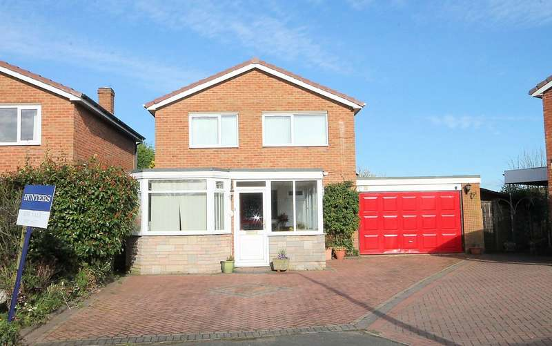3 Bedrooms Detached House for sale in Robert Close, Coton Green, Tamworth, B79 8JR
