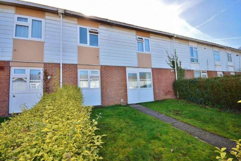 3 Bedrooms Terraced House for sale in Popley, Basingstoke, RG24