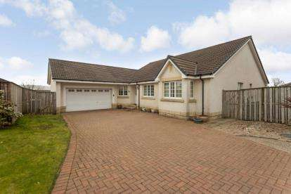 4 Bedrooms Detached House for sale in Grayston Manor, Chryston, Glasgow, North Lanarkshire