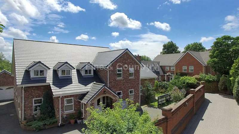 6 Bedrooms Detached House for sale in College Court, West Derby, Liverpool