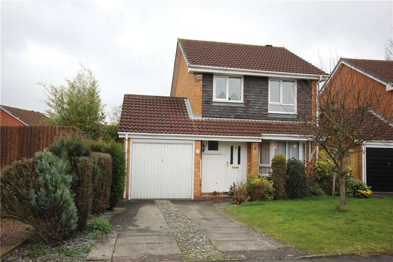 3 Bedrooms Detached House for sale in Shelsley Way, Solihull, West Midlands, B91