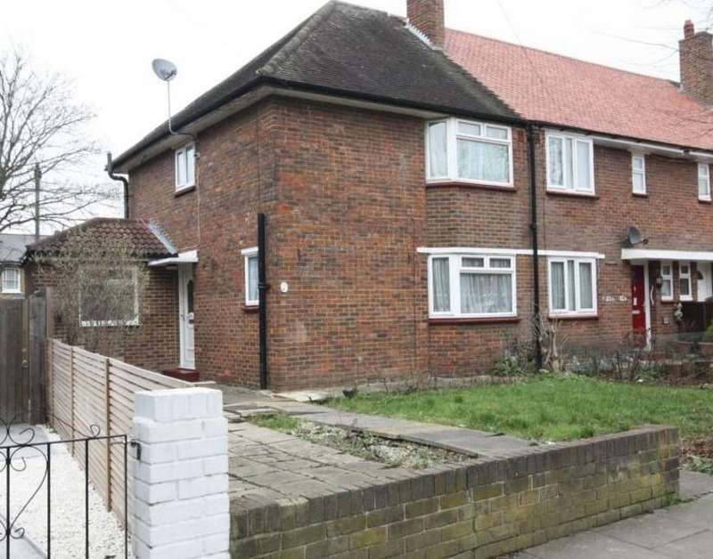3 Bedrooms End Of Terrace House for sale in Taunton Road, Lee Green, SE12