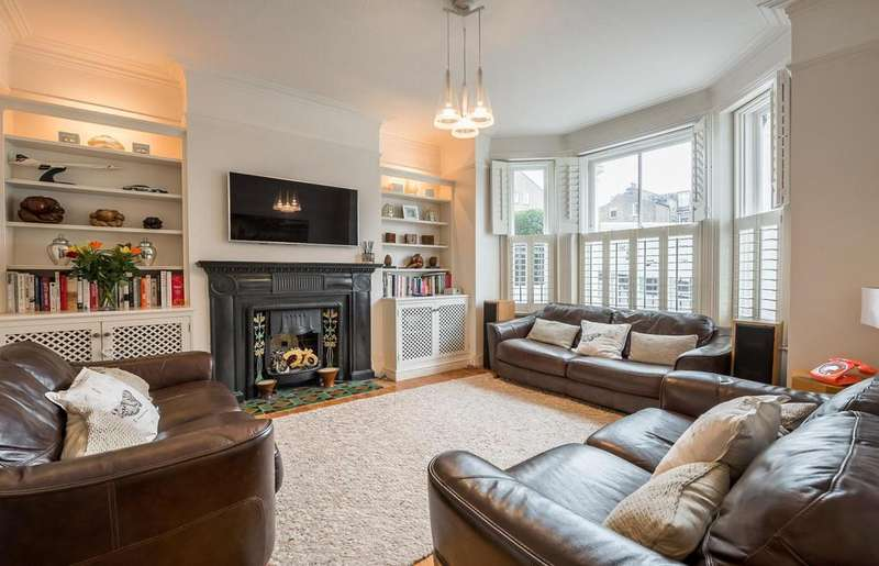 3 Bedrooms Apartment Flat for sale in LATCHMERE ROAD, SW11